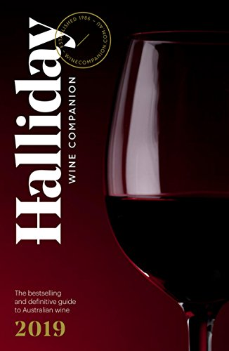 Halliday Wine Companion 2019 by James Halliday