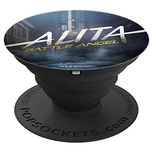 Alita: Battle Angel Streets Logo - PopSockets Grip and Stand for Phones and Tablets