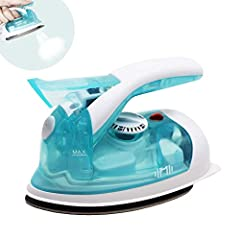 Mini Travel Steam Iron,