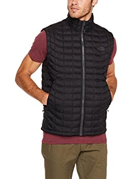 The North Face Men's Thermoball Vest Tnf Black Matte - M 0