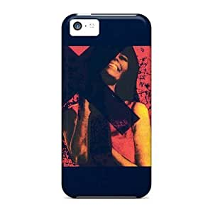 Shock Absorption Hard Cell-phone Case For Iphone 5c (vht16508oYtz) Provide Private Custom Trendy Muse Skin