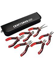 CRAFTSMAN CMHT81716 6 PC MINI PLIERS SET W/ POUCH