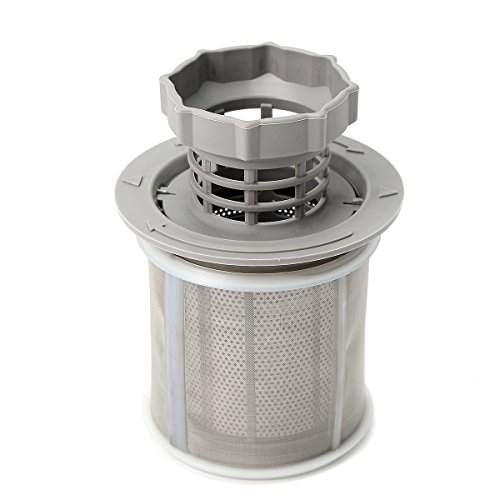 CocinaCo Replacement Micro Mesh Filter Two Part for Kitchen Bosch Dishwasher
