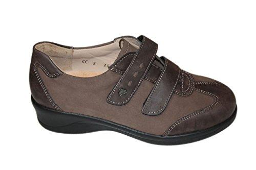 Finncomfort, Dame Sneaker Brun Mocca 37