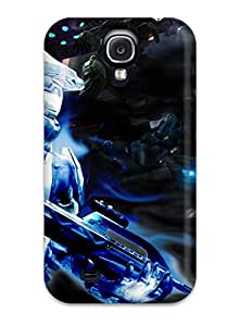 Premium Galaxy S4 Case - Protective Skin - High Quality For Halo