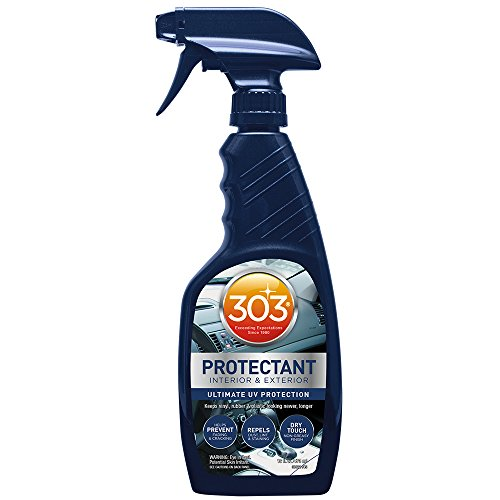 303 (30382) UV Protectant for vinyl, rubber, plastic, tires and finished leather, 16 fl. (Finished Blades)
