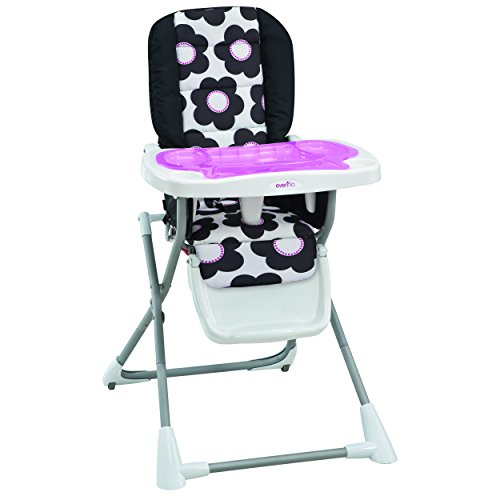 Chair Pad High Evenflo - Evenflo Symmetry Flat Fold High Chair, Marianna