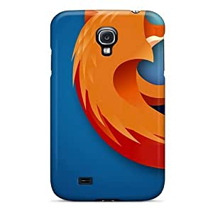 Tpu QSTYYye3528EqfpT Case Cover Protector For Galaxy S4 - Attractive Case