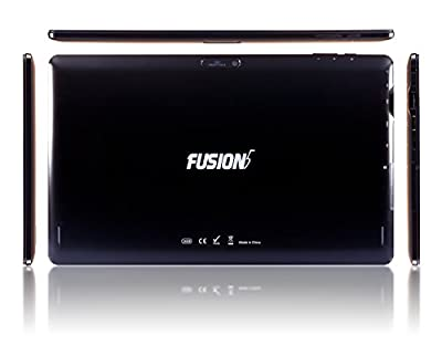 """Fusion5 10.6"""" Android Tablet PC - 2GB RAM, Android 6.0 Marshmallow, 5MP and 2MP Cameras, 16GB Storage, Bluetooth, 108 Octa core Tablet PC"""