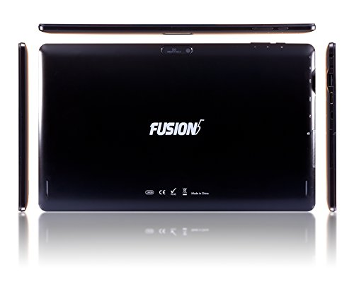 Fusion5 10.6'' Android Tablet PC - 2GB RAM, Full HD, Android 6.0 Marshmallow, 5MP and 2MP Cameras, 16GB Storage, Bluetooth, 108 Octa core Tablet PC (Full HD) by Fusion5 (Image #1)