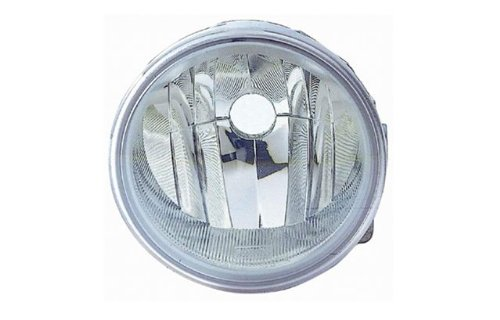 Ford F150 Replacement Fog Light Assembly - (Replacement Fog Light Lens)