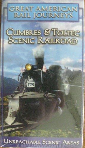 - Great American Rail Journeys: Cumbres & Toltec Scenic Railroad - Unreachable Sceninc Areas (Rio Grande Narrow Gauge System)