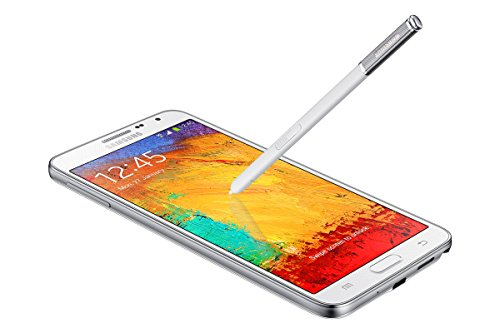 Samsung Galaxy Note 3 (SM-N900V) – 32GB Verizon + GSM Smartphone – White (Certified Refurbished) Best Deal
