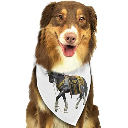 Pet Scarf Dog Bandana Bibs Triangle Head Scarfs Horse Accessories for Cats Baby Puppy