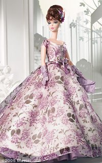 Barbie Fashion Model Collection Violette Silkstone