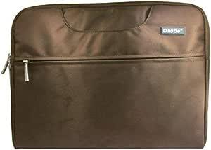 Okade Velvet Brown Laptop Bags