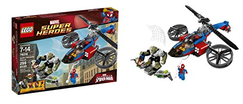 Lego-DC-Super-Heros-Spider-Helicopter-Rescue-76016-SPIDER-MAN-GREEN-GOBLIN