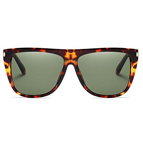 Morado compras Turismo de Mujer sol Gafas Aviador Gafas Oversized de sol UV400 PgHqHw1