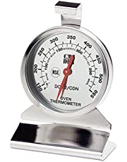 CDN DOT2 ProAccurate Oven Thermometer, Stainless Steel For Monitoring Oven Temperatures. A Best Instant Read in Food Cooking Thermometer. Large Dial. NSF Certified.