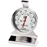 CDN DOT2 ProAccurate Oven Thermometer, The Best Oven Thermometer for Instant Read in Food Cooking. Stainless Steel For…