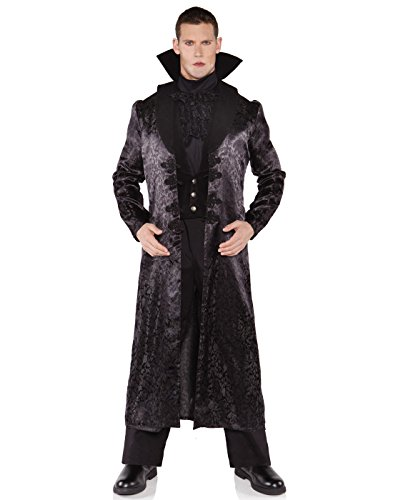 Underwraps Costumes Men's Vampire Costume - Demond, Black, XX-Large ()