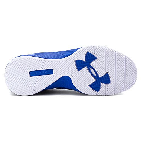 Under Armour Herren Ua Clutchfit Drive Ii Team Royal / Metallic Silber / Weiß