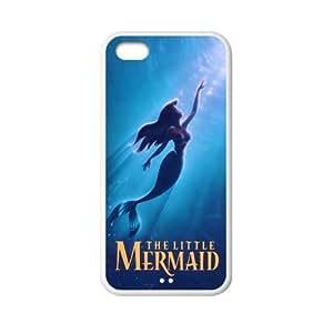 Lmf DIY phone caseDisney Ariel The Little Mermaid iphone 4/4s Rubber CaseLmf DIY phone case