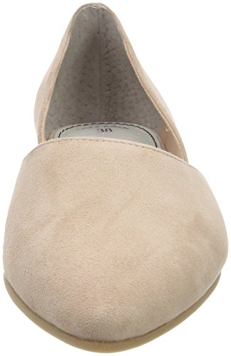 Oliver Closed 24200 Rose Old Pumps Women's Toe s Pink g4dfwqxgt