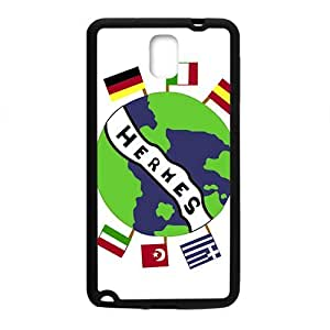 WAGT Hermes design fashion cell phone case for samsung galaxy note3