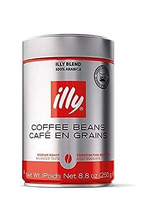 illy Coffee, Whole Bean, Medium Roast