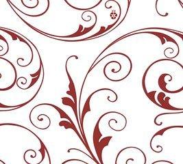 Red Jewels (24'' X 100') Cellophane Roll Wrap by Burton & Burton
