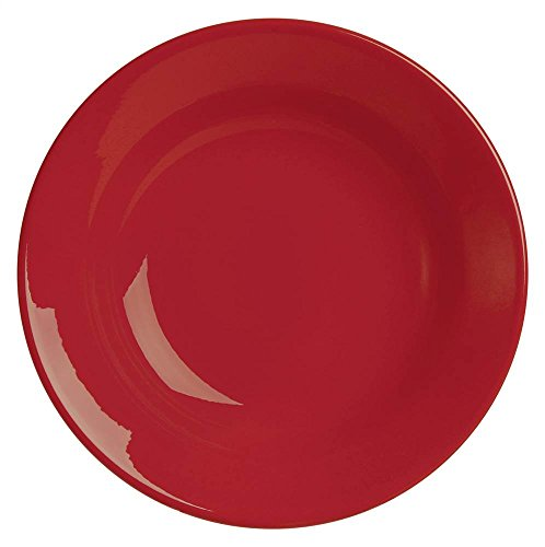 Waechtersbach Fun Factory II Red Soup Plates, Set of 4