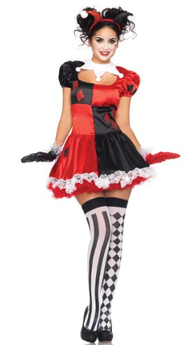 Female Harley Quinn Costume