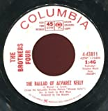 THE BROTHERS FOUR: WE CAN WORK IT OUT / THE BALLAD OF ALVAREZ KELLY 45 RPM /RARE