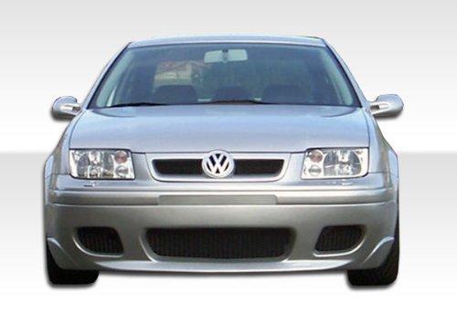 Duraflex OTG Front Bumper Cover - 1 Piece Body Kit - Fits Volkswagen Jetta - 1999 2000 2001 2002 2003 2004 | 99 00 01 02 03 04 (ED-JLS-255) (Otg Front Bumper)
