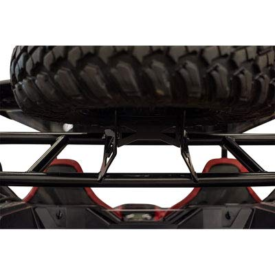 Fits Tusk Heavy Duty Spare Tire Carrier Includes Lug Nuts HONDA TALON 1000R 1000X 2019-2020