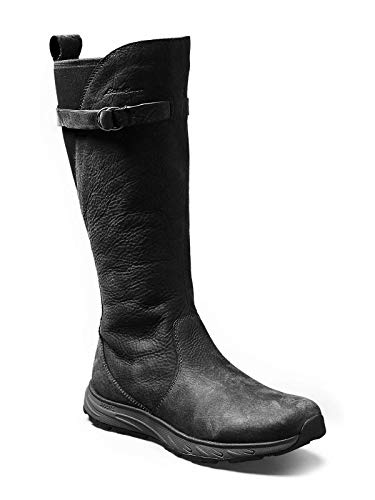 Boots Black Bern - Women's Eddie Bauer Lodge Boot, Black Regular 8.5M