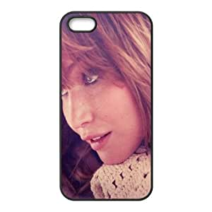 iPhone 5 5s Cell Phone Case Black hc35 jennifer lawrence celebrity sexy film actress OJ681205