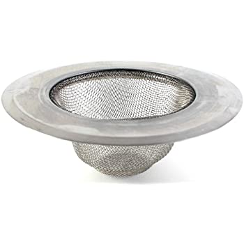 Nice Discovery Stainless Steel Mesh Sink Strainer, 1 Pack.