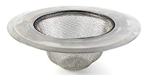 kitchen sink mesh strainer discovery stainless steel mesh sink strainer 5858