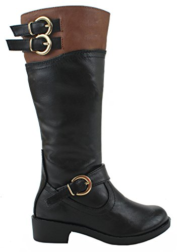 Motorcycle Boots For Girls - 8