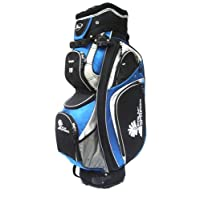 Palm Springs Golf 14 Way Divider Bag Blue