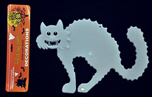 Halloween Decoration: Glow in the Dark ()