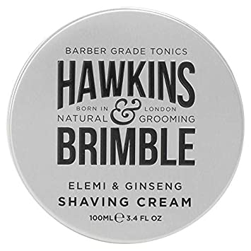 210f4e6e Hawkins & Brimble Shaving Cream, 100 ml: Amazon.co.uk: Health & Personal  Care