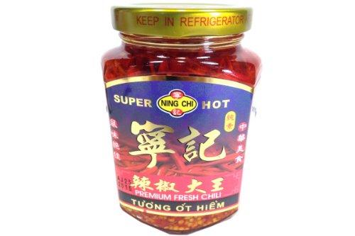 Tuong Ot Hiem (Premium Fresh Chili) - 13.7oz (Pack of 3)
