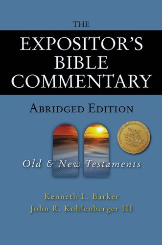 Download The Expositor's Bible Commentary - Abridged Edition: Two-Volume Set Text fb2 book