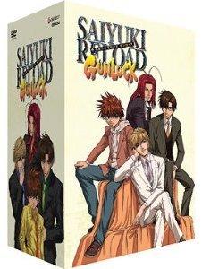 Saiyuki Reload Gunlock (Vol. 1) + Collector's Box