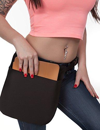 Single Pocket Tablet Holster Adjustable product image