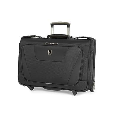 Travelpro Maxlite 4 Rolling Carry-On Garment Bag, Black