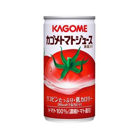 jugo de tomate Kagome (reducci?n de tomate concentrado) latas 190g X30 Partes